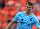 """Aģents: de Lihts vienojies ar """"Juventus"""", bet """"Ajax"""" neapmierina 50 miljoni"""