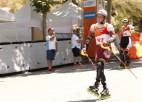 Kalnu slēpotājam Zvejniekam 10.vieta Tālo Austrumu kausa izcīņā slalomā