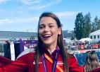 U23 Eiropas čempione Bukša netiek nominēta Latvijas gada vieglatlētes titulam