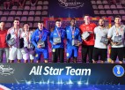 Pasaules junioru zeltu otro reizi izcīna Francijas handbolisti
