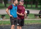 LFF Neatkarības kausa pirmajā dienā Latvijas komandām viena uzvara