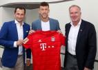 """Oficiāli: Perišičs pievienojas """"Bayern"""""""