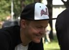 Video: Vienības velobrauciens: Siguldas pakalni, retro parāde un drošība