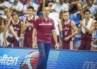 Ātrie somi neļauj izmantot latviešu torņus, U16 puiši sāk ar zaudējumu
