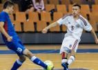 U19 izlase pēdējā pārbaudes spēlē pirms Eiropas čempionāta uzvar Baltkrieviju