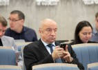 LFF valde par Tiesnešu komitejas priekšsēdētāju ieceļ Jāni Mežecki