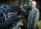 Miris viens no Latvijas izcilākajiem bobsleja kamanu konstruktoriem Arvīds Miezis