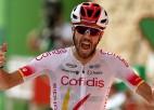 """Divi <i>Top </i>6 braucēji cieš masveida kritienā un izstājas, """"Vuelta a Espana"""" līderu maiņa"""