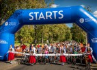 Igaunijas riteņbraucēji aizņem visu goda pjedestālu Vienības braucienā