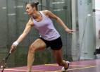 Skvošiste Mackeviča neiekļūst Eiropas čempionāta astotniekā
