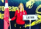 Arī boksere Rozentāle sasniedz Eiropas jaunatnes čempionāta ceturtdaļfinālu