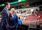 Ļašenko piedāvās brīvbiļetes uz Eiropas U19 čempionātu