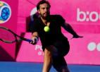 """Gulbim """"Challenger"""" turnīrā sakāve pret ranga piektā simta tenisistu"""