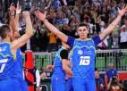 Slovēnija pārsteidzoši izslēdz Krieviju, EČ pusfinālā tiksies ar Poliju