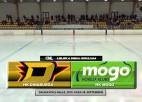 Video: Optibet hokeja līga: Dinaburga - Mogo. Spēles ieraksts