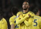 """Obamejangs nosauc sava bijušā kluba """"Borussia"""" vadītāju par klaunu"""