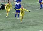 Video: Ar Mickeviča <i>supergolu</i> Ventspilij uzvarai Daugavpilī nepietiek