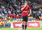 "J. Ikauniekam divi momenti pret Kijevas ""Dynamo"", Cigaņikam pirmie vārti Ukrainas klubā"