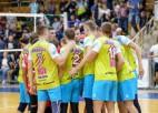 """""""Jēkabpils Lūši"""" paceļas uz trešo vietu, """"RTU/Robežsardzei"""" otrais zaudējums"""