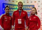 Svarcēlājai Ivanovai astotā vieta junioru Eiropas čempionātā