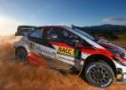 WRC čempionātā tiek ieviesta FIA rallija piramīda