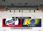 Video: Optibet hokeja līga: Prizma/IHS - Kurbads. Spēles ieraksts