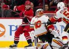 """Video: Svečņikovs triumfē NHL gada momentos, pateicoties diviem """"lakrosa"""" vārtiem"""