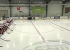 Video: Optibet hokeja līga. HK Mogo - HK Liepāja. Spēles ieraksts