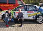 Vorobjovs/Pūķis ar jaunu auto sezonu noslēgs Vācijas rallijā