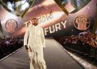 Video: Fjūrijs oficiāli debitē WWE un Saūda Arābijā izcīna uzvaru