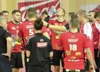 """Dobeles """"Tenax"""" uzvar pirmajā spēlē pēc izlases dalības Eiropas čempionātā"""