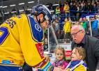 """Video: Freibergs iemet cīņā pret """"Škoda"""""""