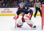 Merzļikins un Kivlenieks atkal veic rokādi - Elvis atgriežas NHL