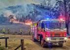 Postošo ugunsgrēku dēļ atceļ Austrālijas WRC ralliju