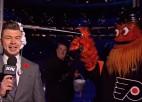 Video: NHL jocīgākie momenti novembra pirmajā pusē