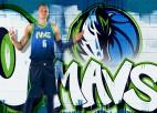 Porziņģis jūsmo par dagestāņu basketbolu un nopelna pozitīvu attieksmi