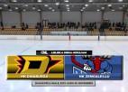 Video: Optibet hokeja līga: HK Dinaburga - HK Zemgale/LLU. Spēles ieraksts
