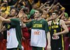 Lietuva izsēta olimpiskā atlases turnīra pirmajā grozā