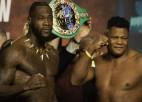 Vailders cīņā ar sīksto Ortisu mēģinās desmito reizi aizstāvēt WBC čempiona jostu