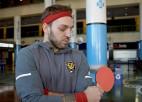 Video: Galda tenisa pusfinālā Girgensons piekāpjas Skineram