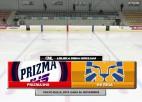 Video: Optibet hokeja līga. Prizma/IHS - HS Rīga. Spēles ieraksts