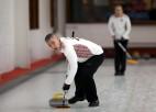 Latvijas jauktais pāris iekļūst PČ kvalifikācijas turnīra izslēgšanas spēlēs