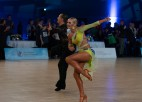 Latvijas komandai uzvara Ziemeļeiropas čempionātā sporta dejās