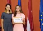 """Jēkabpils meitene uzdarbojas Jelgavā: Tomašicka un """"BJBS Rīga"""" izcīna septīto uzvaru"""