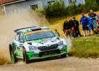"""Arī """"Škoda"""" komanda aiziet no pasaules rallija čempionāta"""