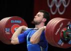 Plēsnieka svara kategorijā startējušajam Torohtijam oficiāli atņem olimpiskā čempiona titulu