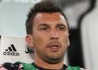 """Mandžukičs pamet """"Juventus"""" un par brīvu pievienojas Kataras komandai"""