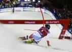 Jūle Pasaules kausā kalnu slēpošanā izcīna savu otro uzvaru