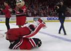 Video: NHL jocīgākie momenti gada sākumā