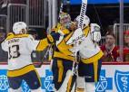 Video: 15 reizes, kad NHL vārtus gūst vārtsargs